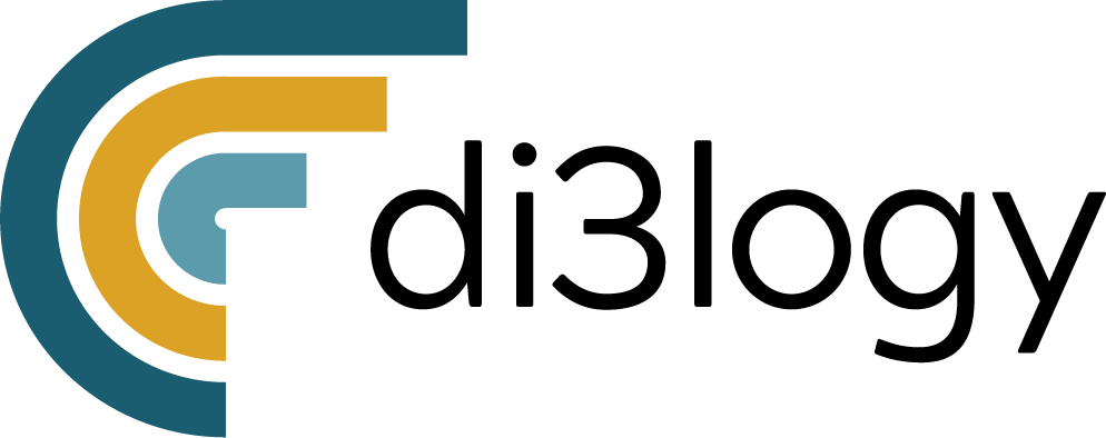 Di3logy logo